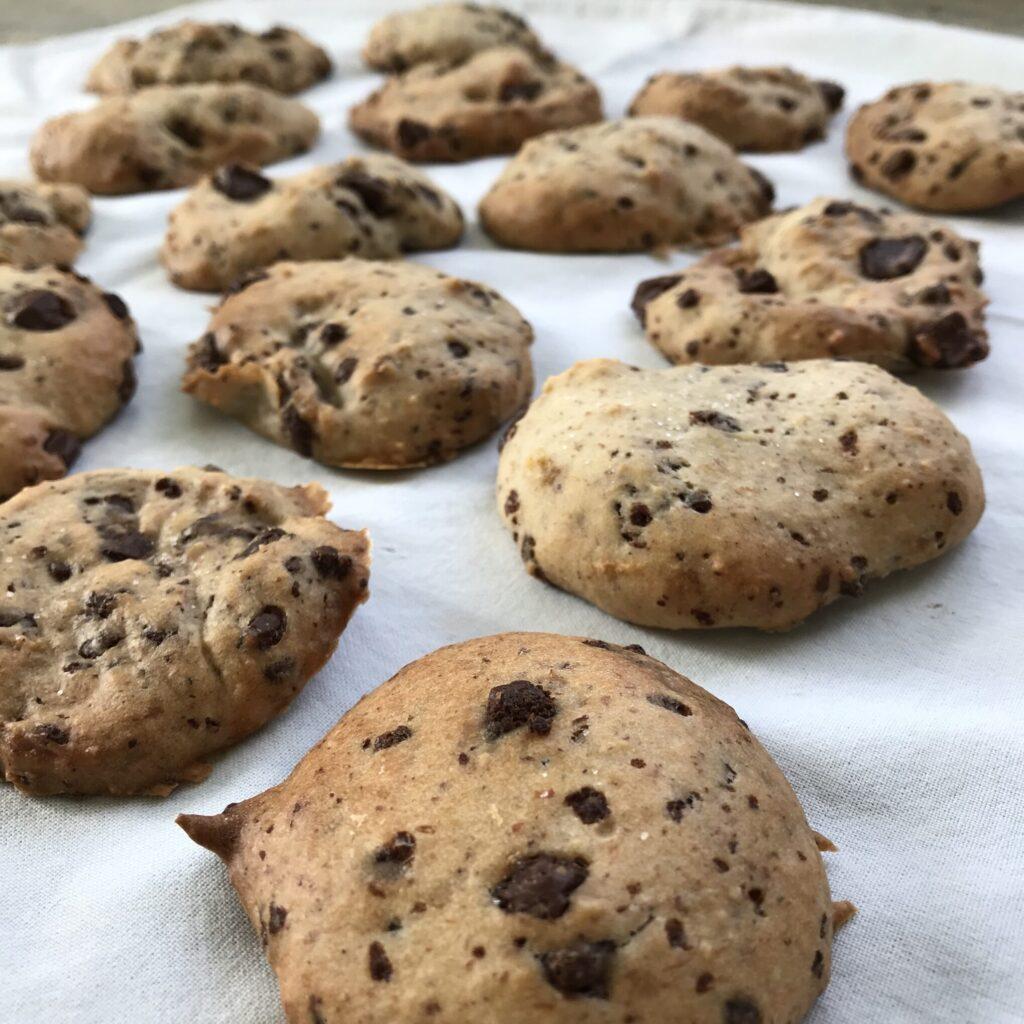 Cookies fertig