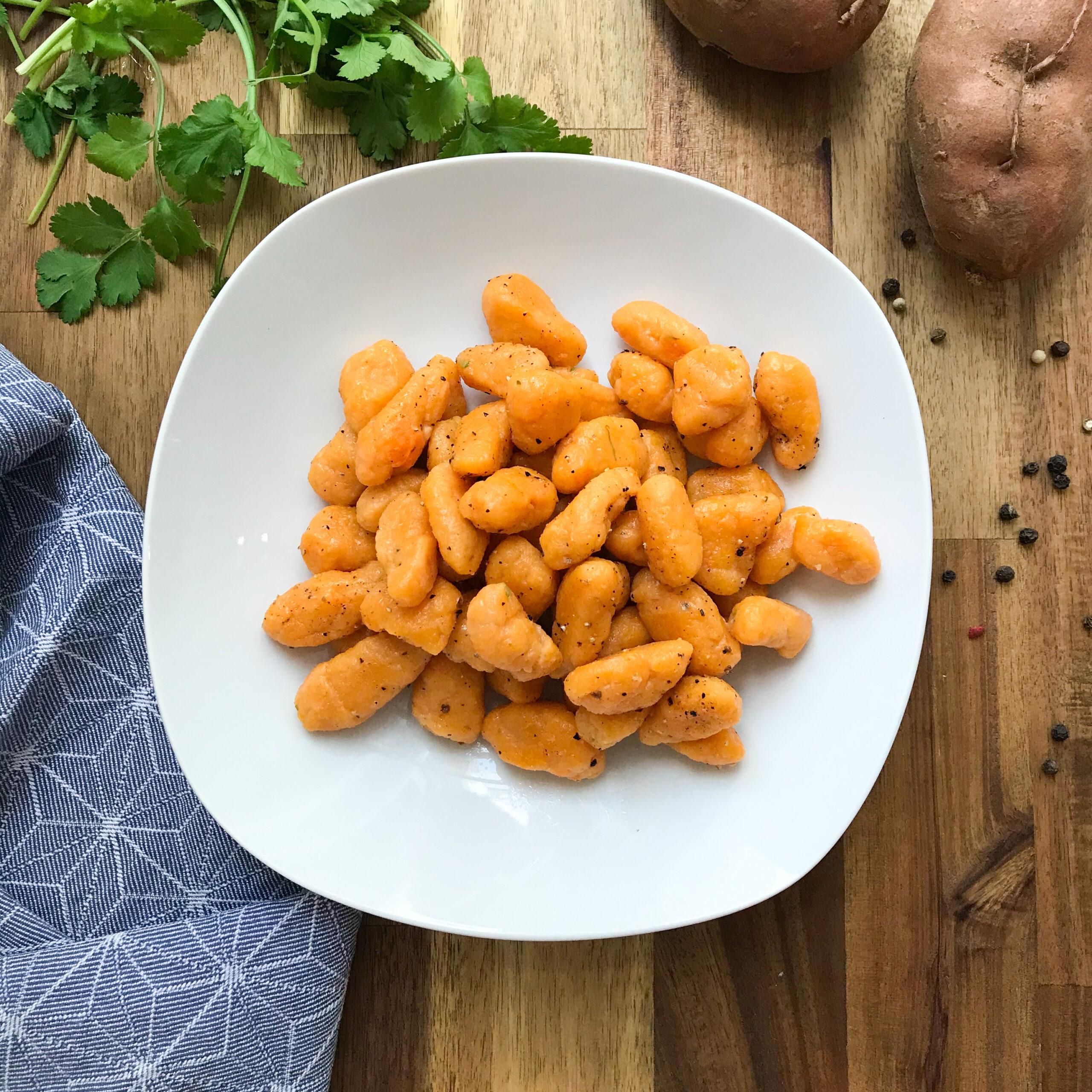 Süßkartoffel Gnocchi square