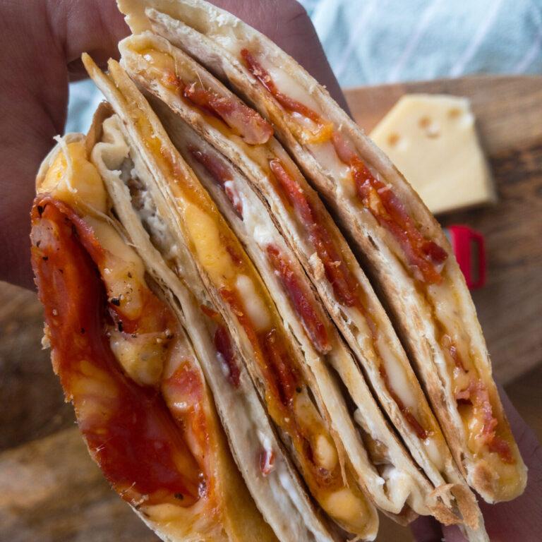 Read more about the article Quesadillas auf zwei Arten