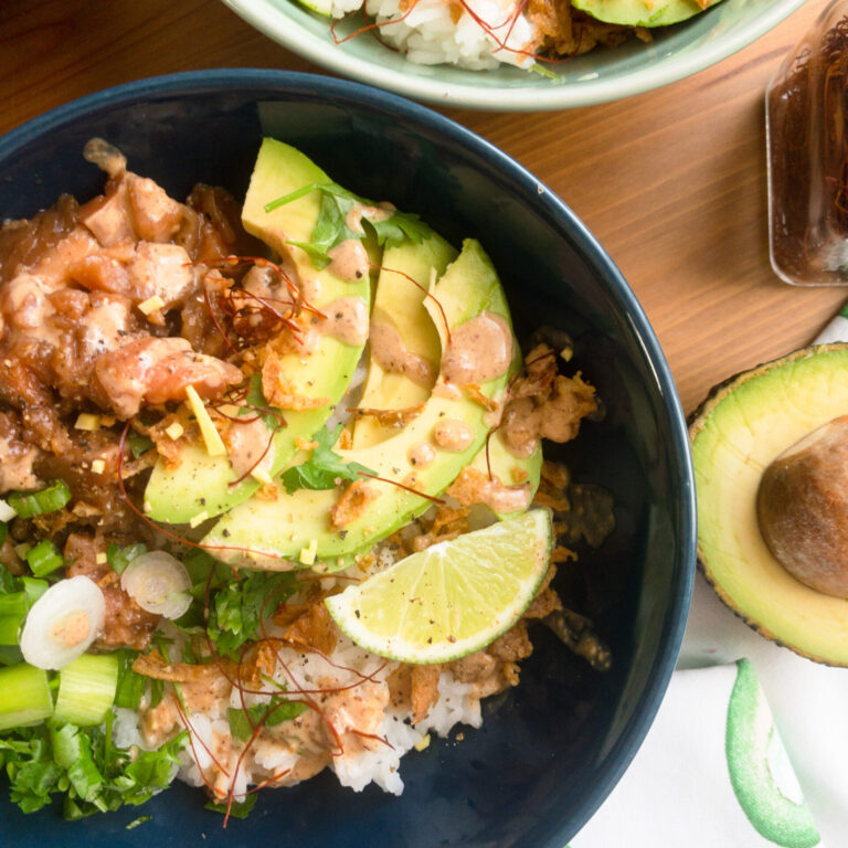 Read more about the article Poke Bowl mit Lachs