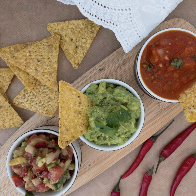 Read more about the article Mexikanische Dips